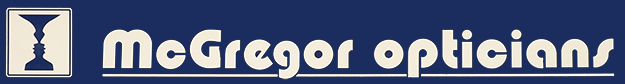 McGregor Opticians Ashington Logo